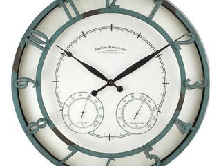 FirsTime   Co  laguna Outdoor Clock