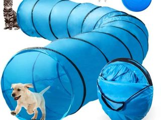 13ft Agility Training Tunnel Pet Dog Playpen