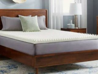 Slumber Solutions Big Comfort 3  Inch Memory Foam Mattress Topper Full