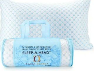 Reversible Multi Use Gel Infused Pillow Set