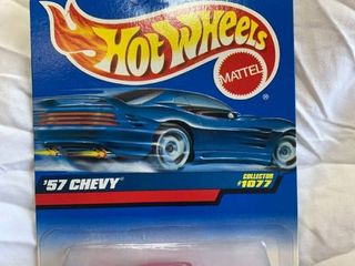 Hot Wheels 57 Chevy