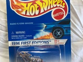 Hot Wheels  Radio Flyer Wagon