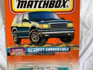 Matchbox 57 Chevy Bel Air
