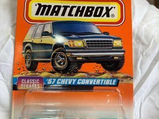Matchbox 57 Chevy Bel Air Convertable
