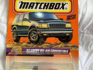 Matchbox 57 Chevy Bel Air Convertible