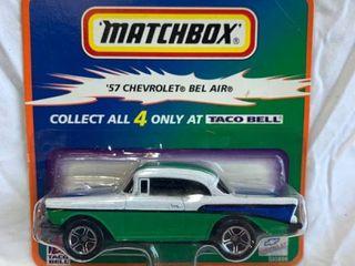 Matchbox 57 Bel Air  Taco Bell