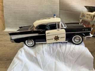 Police Chief 57 Bel Air