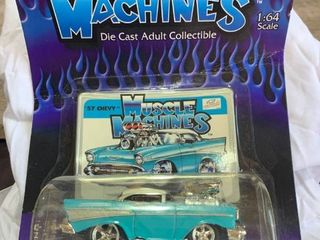 Muscle Machines 57 chevy