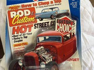 Hot Wheels Rod   Custom