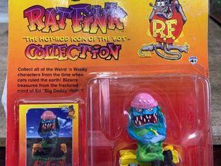Rat Fink  Drag Nut