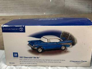 Classic Car  57 Bel Air