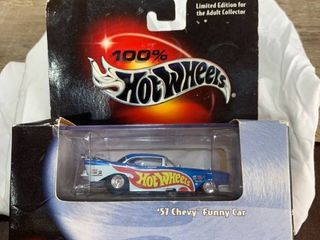 Hot Wheels limited edition Funny car