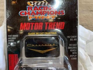 Racing Champions MINT die cast 57 Bel Aire or