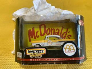 Matchbox Collectibles McDonald s 1970 Plymouth Road Runner