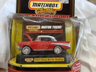 Matchbox Collectibles 57 Chevy Bel Air Hardtop