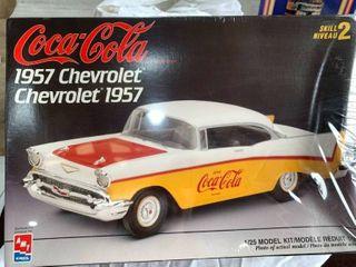 Coke Cola 57 Chevy Model Kit