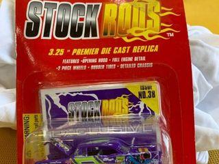 Stock Rods Die Cast Car