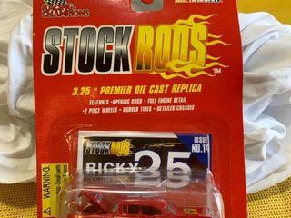Stock Rods Ricky Hendrix Die Cast