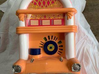 Barbie Jukebox Chevy