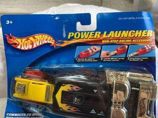 Hot Wheels Power launcher Hot Wheels Die cast 1 64