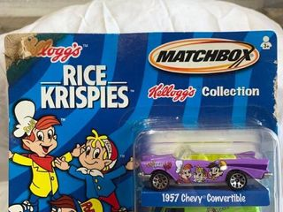 Matchbox Kelloggs Collection 2 pack
