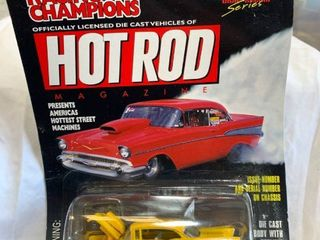 Racing Champions Hot Rod  57 Chevy Bel Air