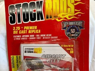 racing champions stock rods 1 64 scale diecast  99 jeff burton 37 ford coupe issue no  90 50th anniversary limited edition