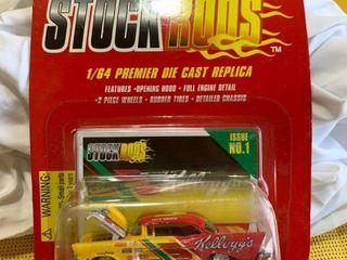 Stock Rods Die Cast