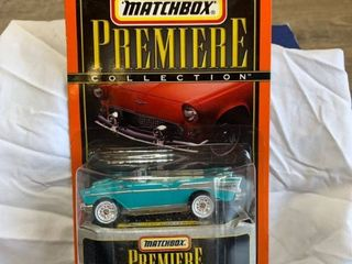 Matchbox Premiere 57 Chevy