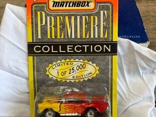Matchbox Premiere 57 Chevy1 of 25 000 series 9