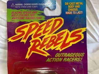 Speed Rebels Rat Attack
