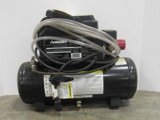 Husky 2 Gal Elc. Air Compressor