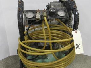 Speedaire 1.8 HP Air Compressor