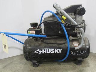 Husky 4 Gal. 1 HP Air Comprssor