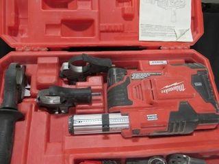 Milwaukee M12 Hammervac Kit w/Charger