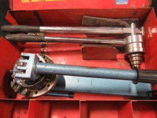 T-Drill N-28 Tube Notcher & T-Drill HTE-2