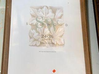 Wooden Poster Frame 24x36