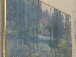 Philip Lekki - Carolyn Hill Gallery Framed Art