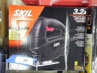Skil single speed electric jigsaw