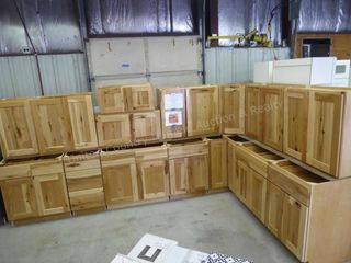 Hickory shaker 16 pc. kitchen set