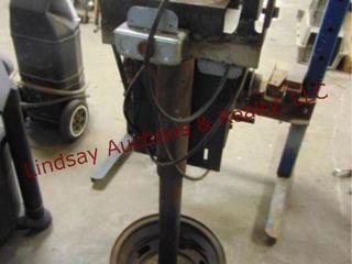 Pedestal single head grinder 6  works