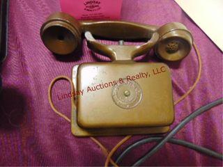 Vintage Serv u fone telephone American Automatic
