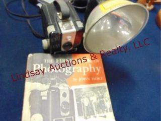 Vintage cameras   photography book