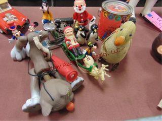 Approx 10 pcs vintage toys   other  goofy