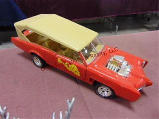Monkees collectible car  ertl