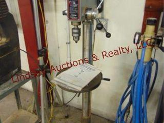 Tradesman 14  drill press 16sp Mod  8100