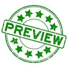 Preview  Monday Sept  14  Noon  4 00 pm