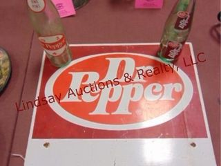 3pcs collectible Dr  Pepper items