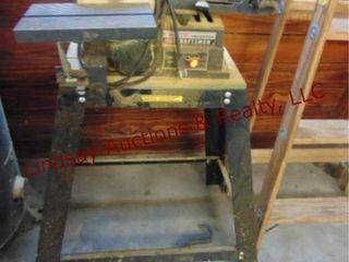 Sears Craftsman 4  motorized belt   6  disc sander