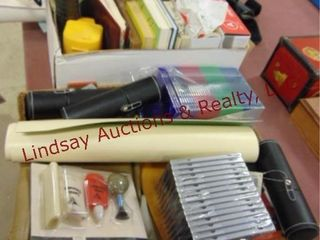 large group misc items  lens cleaning kit